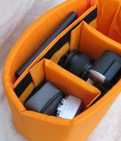 Make any bag a camera bag--say what?
