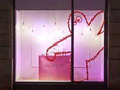 Escaparates de Navidad 2014: París despliega su alfombra roja. #GaleriesLafayette #christmas