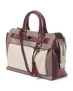 ALBERTA DI CANIO Made In Italy East West Satchel