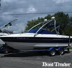 For sale: 2006 Bayliner 210 Classic in Draper, UT. $16,952. Camping or wakeboarding: How would you use this crossover boat?