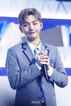Yoon jisung - wanna one