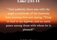 Most Powerful Bible Verses About Luke, Regular Update Bible Verses, Short Bible Verses, Must Read and Receive Our Blessings in Our Life. Short Bible Verses, Powerful Bible Verses, Luke 2, Gods Glory, Peaceful Life, Abundant Life, Worship Songs, Gospel Music, Heavenly Father