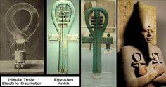 Aunque comúnmente se conoce como «Cruz Egipcia» o «Cruz Ansada» , el Ankh  es un amuleto que rep...