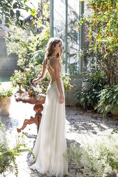Asaf Dadush 2016 Wedding Dress