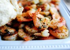 The Pioneer Women's Spicy Lemon Garlic Shrimp!!