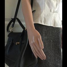 More picture of Ferragamo Beautiful Ferragamo purse. Modeled three ways. Ferragamo Bags Shoulder Bags