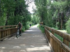 Aspen's Rio Grande Trail is a great place to run, bike or hike!