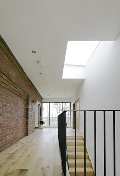 Fixed Flat Rooflights - High Quality, Low Maintenance Skylight Blinds, Skylights, Roof Design, House Design, Tree Canopy, Roof Light, Flat Roof, Room Interior, Design Inspiration