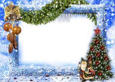 69700d2bcfe86 Frames Navidad 2013 Gratis. Marcos Navideños. Marcos para Navidad para que  incluyas tus fotos favoritas.