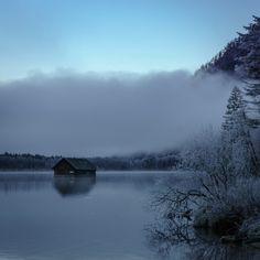 Mystical landscape here at the Almsee Austria, Mystic, Explore, Mountains, Landscape, Nature, Travel, Scenery, Naturaleza