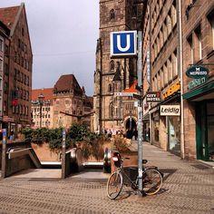 Change to U-Bahn