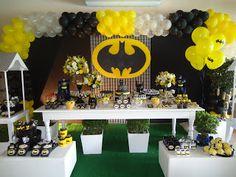L'apparato: Aniversário BATMAN 4 anos