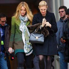 Serena Van Der Woodsen, Lady Dior, Blake Lively, Gossip Girl, Fancy, Sexy, Bags, Style, Fashion