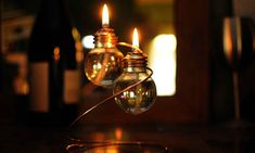 41 Stunningly Beautiful Vintage Lamps Enhanced by the Lightbulbs Contained