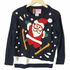 Fun Tacky Christmas Sweater Obsession