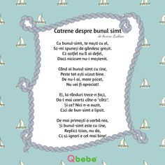Catrene despre bunul simt Kids Poems, Preschool Learning Activities, First Baby, Kids Education, Art For Kids, Lol, Gabriel, Homeschooling, Respect