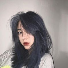 Discover recipes, home ideas, style inspiration and other ideas to try. Pretty Hair Color, Ombre Hair Color, Korean Hair Color, Hair Streaks, Aesthetic Hair, Dream Hair, Pretty Hairstyles, New Hair, Hair Inspiration