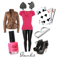Gambit outfit