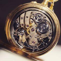 Wonderful minute repeater pocket watch #jaquet #watches #minuterepeater #swissmade #switzerland