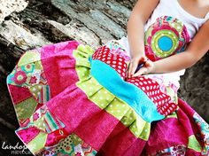 Kenzie's dress shipped today! So excited... Gypsy Rose Dress and headband