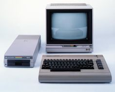 COMMODORE 64.....that was my outfit, plus the dot matrix printer.