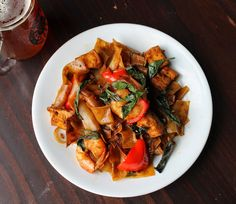Drunken Noodles -lollipopsicle