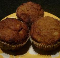 Répás-almás paleo muffin - bionetti.hu
