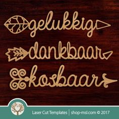 Product Laser cut word-arrow templates. Online pattern store. Free vector designs everyday. @ shop-msl.com Online Templates, Templates Free, Arrow Pattern, Cute Cuts, More Words, Kids Decor, Vector Design, Laser Engraving, Laser Cutting