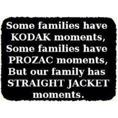 Gotta love families...