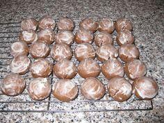 Totos (Italian Chocolate Spice Cookies) - Powered by Seed Cookies, Basic Cookies, Spice Cookies, Homemade Cookies, Fig Cookies, Chocolate Cookies, Christmas Baking, Christmas Cookies, Italian Christmas