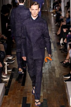 Valentino Spring 2014 Menswear - Collection - Gallery - Style.com