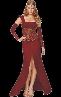 Adult Medieval Princess Costume