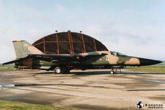 Raf Lakenheath - F111-F