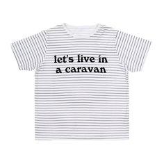 Children of the Tribe Caravan Tee