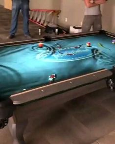 Latest Gadgets, Cool Gadgets, Latest Technology Gadgets, Cool Illusions, Smart Home Technology, Cool Inventions, Cool Tech, Pool Table, Home Decor Furniture