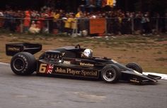 1977 GP Belgii (Zolder) Lotus 78  - Ford (Gunnar Nilsson)