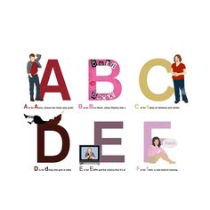 """From Aaron Samuels To Zombie Ex-Wife: The Ultimate """"Mean Girls"""" Alphabet BAHAHAHA"""