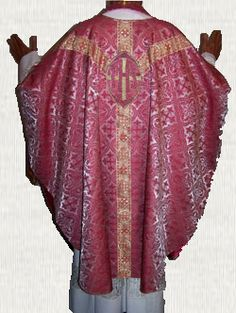 Image result for red and purple vestment