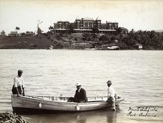 A. Duperly & Sons - Hotel Titchfield, Port Antonio, Jamaica - once owned by Errol Flynn