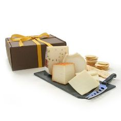 Great Goat Cheeses of the World in Gift Box (3.2 pound) by igourmet $59.99