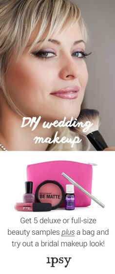 Find your perfect wedding look by taking our beauty quiz. Watch makeup tutorials and get personalized beauty products from 200+ makeup brands. Sign up now!