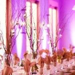Make Your Winter Wedding Décor Unique -- Drawing Inspiration From Your Surroundings