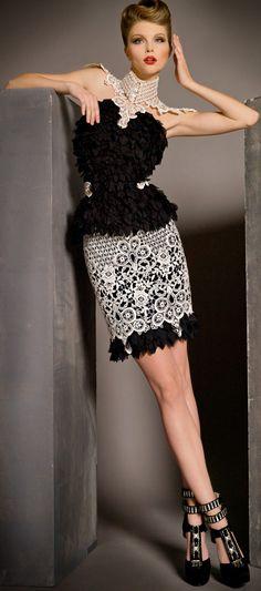 Blanka Matragi 2012 Haute Couture