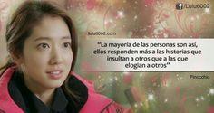 La segunda entrega de frases de este drama coreano; Pinocchio / Pinocho, también pueden leer la rese...