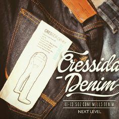 Cressida Denim.  The next level.