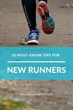 10 Must-Know Tips For New Runners!