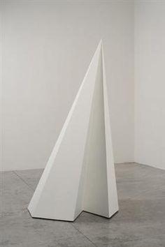 Pyramid #10 - Sol LeWitt
