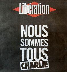 """""""Libération"""" raconte la conférence de rédac' de """"Charlie Hebdo"""" dans ses locaux"""