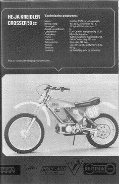 He-ja Kreidler  50 cc