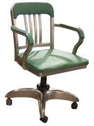 a proper office chair must swivel tilt roll and have arms amazing retro office chair